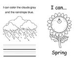 I can....Spring Book