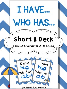 I have, Who Has: Short U