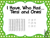 I have, Who Has...Tens and Ones with Equations