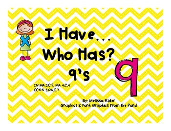 I have, Who has? 9's Facts