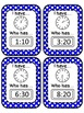 I have... Who has? Cards for Telling Time in Five Minute Intervals