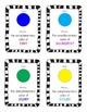 """I have Who has"" Color Wheel Game Complementary Colors CMYK Primary & Secondary"
