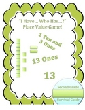 I have... Who has...? Place Value Game
