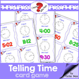 Telling Time - I have-Who has?