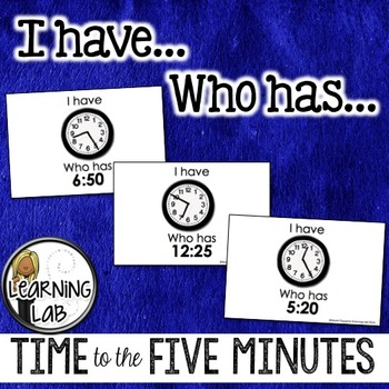Time To The Five Minutes
