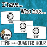 Time To The Quarter Hour