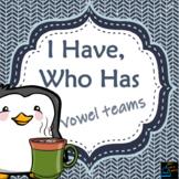 I Have, Who Has? -- Wintry Vowel Teams