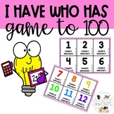 I have Who has counting to 100 game