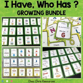 I have, Who has : ULTRA GROWING BUNDLE - 23 games