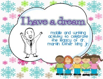I have a dream--Mobile and Writing