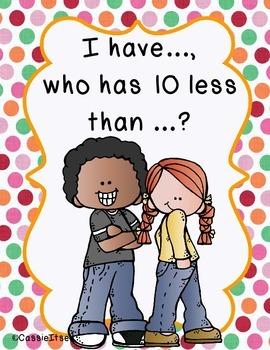 10 Less