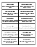 I have, who has? 5th Grade Social Studies Review (Georgia Standards)