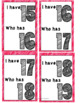 I have, who has, BUNDLE (shapes, numbers, ten frames, place value, doubles)