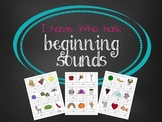 I have.. who has.. Beginning Sounds Game