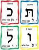 I have. who has...? Hebrew Aelf Bet card game