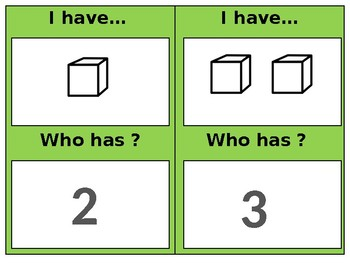 I have , who has base ten blocks