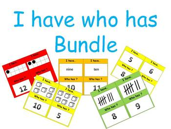 I have who has bundle