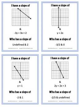 Slope math game