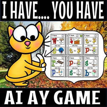 I have you... have game for ai ay