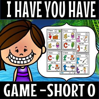 I have you have game short o game