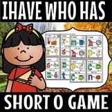 I have you have game short u game