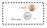 I have/Who has - Money