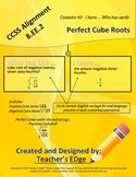 I have...Who has? Perfect Cube Roots (40 card set)