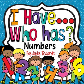 I have...Who has...A number Game