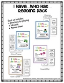 I have...Who has...Reading Pack