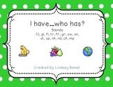 I have...who has? Blends (cl,gl,fl,tr,fr,gr,sw,sn,st,sp,nk