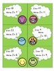I have...who has? Two's times tables
