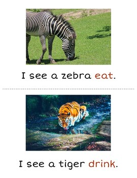 I see... Zoo Animals (2 levels)