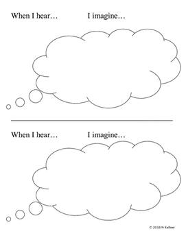 I hear...I imagine...
