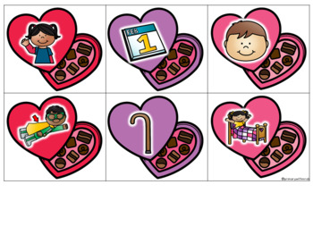 I heart centers! Literacy and Math Centers BUNDLE