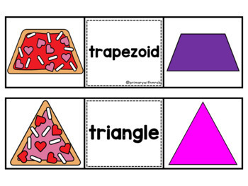 I heart shapes! Shape Matching