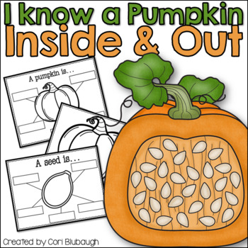 I know a Pumpkin Inside and Out!