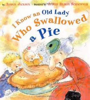 I know an Old Lady Who Swallowed a Pie- Tech Talk 8 Overlay