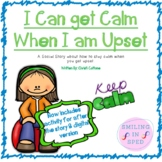 Distance Learning I know how to Keep Calm (A Social Story)