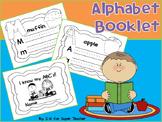 ABC's! Handwriting Booklet - Alphabet Booklet
