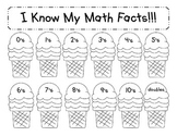 I know my Math Facts!