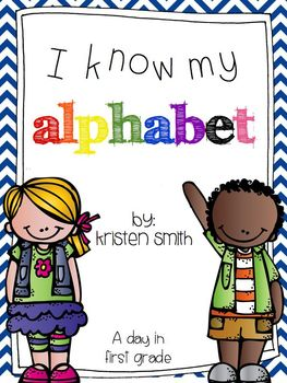 I know my alphabet!