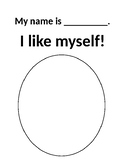 I like myself!  Picture page