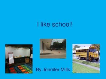I like school !