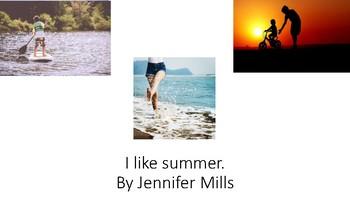 I Like Summer!