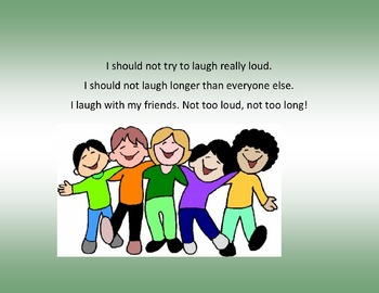 I like to laugh