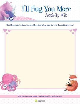 I'll Hug You More Activity Kit