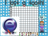I lost a tooth! Chart EASITEACH
