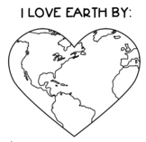 I love Earth by: