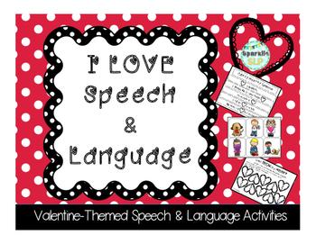 I love speech and language