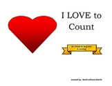 I love to count E-book for beginners in counting
